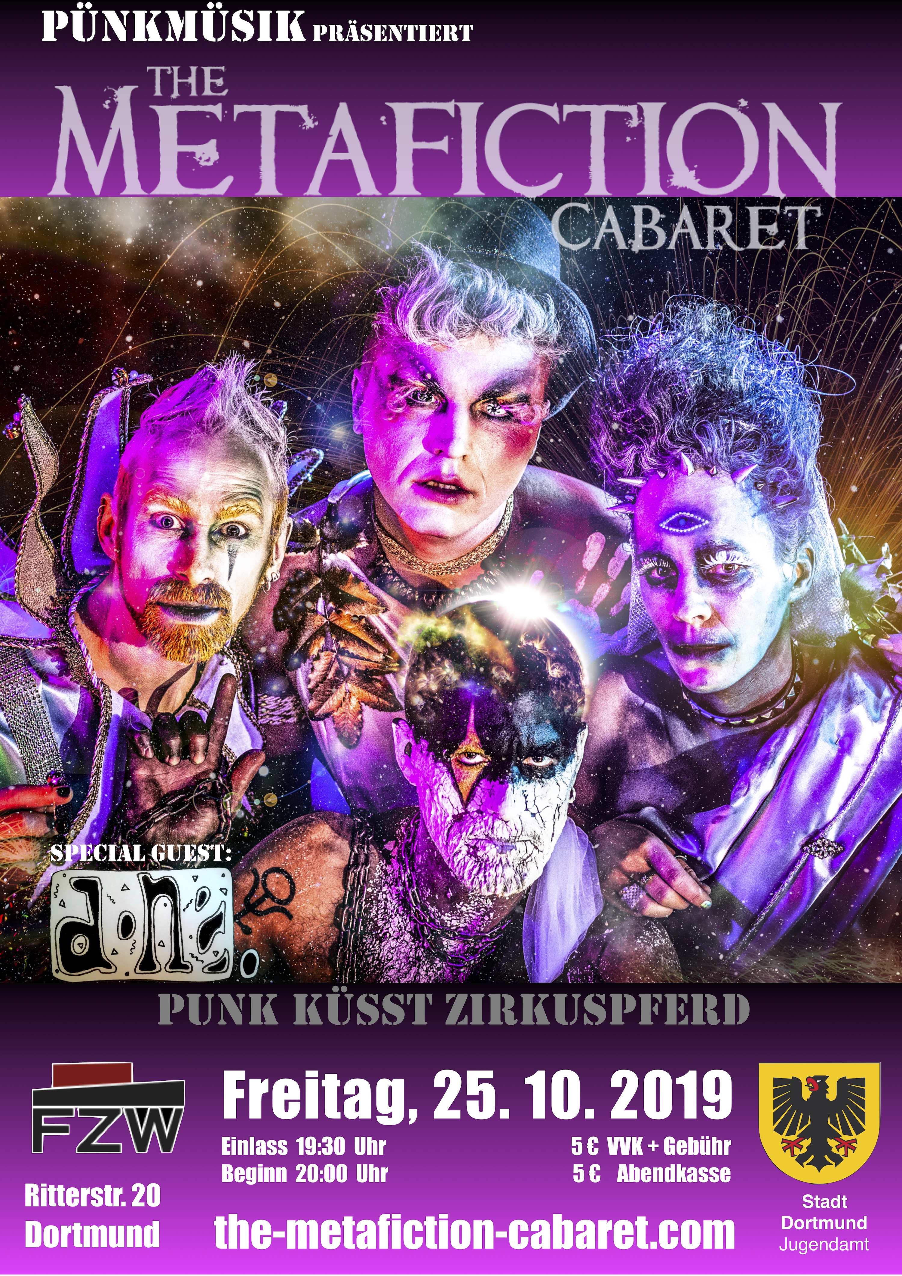 Circus Punk in Dortmund